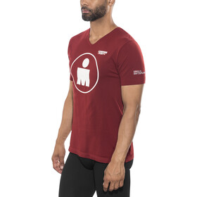 Compressport Running T-Shirt Unisex Ironman Edition Red